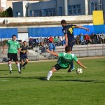 În ultimul meci disputat în acest an Metalurgistul Cugir a învins în deplasare pe Sănătatea Cluj cu 1-0 (0-0)