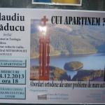 """Claudiu Răducu: """"Cui aparținem?"""" – Conferință religioasă la Casa de Cultură din Cugir"""
