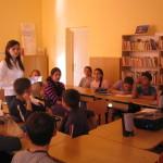 """""""EU, micul cetăţean European"""" – Spectacol oferit de elevii Şcolii Gimnaziale """"Singidava"""" Cugir"""