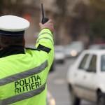 Conducător auto din Cugir surprins de polițiști conducând un autoturism cu un număr de înmatriculare fals
