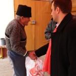 Organizația TSD Cugir a organizat o acțiune caritabilă cu scopul de a ajuta persoanele nevoiașe în pragul sărbătorilor