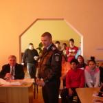 """Campania """"Te vrem în siguranță"""" a ajuns astăzi la Școala Gimnazială """"Singidava"""" Cugir"""