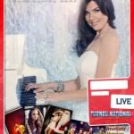 Paula Seling va concerta sâmbătă, 14 decembrie, la Cugir