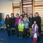 O familie din Germania a adus cadouri pentru 50 de copii din Cugir