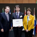 Primarul orașului Cugir, premiat de Comitetul Regiunilor de la Bruxelles