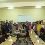 """Şcoala Postliceală Med Farm """"Speranţa Cugir"""" a găzduit ieri o sesiune de comunicări științifice"""