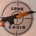 Produsele Fabricii de Arme Cugir, pe standurile Târgului de Armament de la Las Vegas, Statele Unite