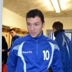Golgheterul echipei Metalurgistul Cugir, Adrian Cîrstean nu ar refuza o oferta bună din ligile superioare