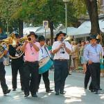 """Seniorii fanfarei """"Transilvania"""" din Cugir vor să lase tinerilor tradiţia moştenită de la înaintaşi"""