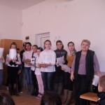 """La Școala Gimnazială """"Singidava"""" Cugir a avut loc manifestarea """"Mihai Eminescu – dor de eternitate"""""""