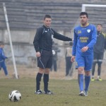 Atacantul Ionuţ Radu s-a despărțit de Metalurgistul Cugir