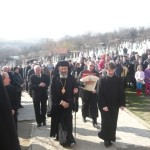 Astăzi a fost înmormântat la Cugir părintele Ioan Cândea