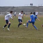 """Metalurgistul Cugir a învins astăzi într-un meci amical pe """"U"""" Cluj cu scorul de 1-0 (1-0)"""