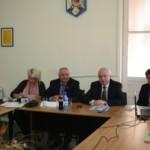 Șeful IPJ Alba a participat la ședința de lucru a Autorității Teritoriale de Ordine Publică Alba desfășurată la Primăria Cugir
