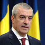 Călin Popescu Tăriceanu este începând de astăzi noul președinte al Senatului