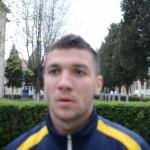 """Atacantul Metalurgistului Cugir, Adrian Cîrstean: """"Mi-aş dori să promovăm în Liga a II-a şi să fiu golgeterul seriei"""""""
