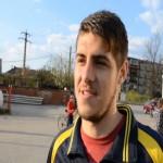 """Călin Tiuț despre meciul de la Sebiș: """"Am jucat accidentat, dar miza partidei m-a făcut să uit acest lucru"""""""