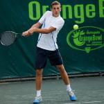 Tenismenul cugirean Bogdan Borza ar putea ajunge în acest an la Roland Garros