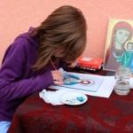 """Cercurile de creaţie ale Şcolii """"Ioan Mihu"""" din Vinerea se pregătesc de sărbătorile pascale"""