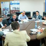 La ADR Centru Alba Iulia:  prima reuniune a organizatorilor parcului ştiinţific şi tehnologic din Cugir