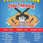 Festivalul ,,Zilele Tineretului'' cugirean se va defăşura anul acesta în oraş