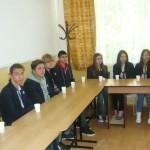 """În cadrul Colegiului Tehnic """"I.D. Lăzărescu"""" din Cugir a fost inaugurat un job-club ca parte a Schemei de Garantare pentru Tineri din judeţul Alba"""