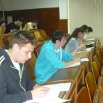 """Colegiul Naţional """"David Prodan'' din Cugir a găzduit concursul de matematică """"In memoriam – Profesorul Ioan Mariş"""""""