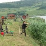 """Concurs de pescuit sportiv la Balta """"TĂMAN"""" din Tărtăria. Vezi câștigătorii"""