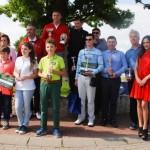 """53 de jucători au luat startul la ce de-a VIII-a ediţie a """"Transavia Golf Cup"""" desfăşurată la Pianu de Jos"""
