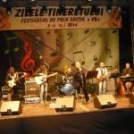 """Festivalul """"Zilele Tineretului"""" desfășurat la Cugir s-a dovedit a fi un veritabil regal de muzică folk"""