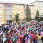 Elevii cugireni au sărbătorit în stradă Ziua Europei