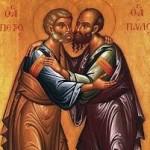 Obiceiuri, Tradiţii şi Superstiţii de Sfinţii Apostoli Petru şi Pavel 2014 | cugirinfo.ro