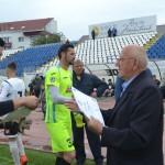 Portarul Vlad Ignat a semnat cu Metalurgistul Cugir