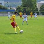 Metalurgistul Cugir a învins echipa secundă a ASA Tg. Mureș cu scorul de 3-0 (2-0)
