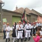 Astăzi la Vinerea a avut loc Parada portului popular din cadrul Festivalului Naţional de Dansuri şi Tradiţii Populare