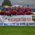 Festival de goluri sub Drăgana: Metalurgistul Cugir – Avântul Reghin, 5-0 (3-0)