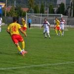 Înfrângere amicală, în ultimul minut de joc: Metalurgistul Cugir – Unirea Jucu 1-2 (1-0)