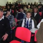"""Holocaustul, comemorat la  Colegiul Tehnic """"I.D. Lăzărescu"""" din Cugir"""
