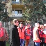 Europarlamentarul PSD, Victor Negrescu s-a aflat astăzi la Cugir în ultima zi de campanie electorală