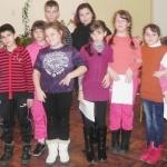 """Cercul de teatru pentru micii """"actori"""" din Cugir a împlinit un an de la înființare"""