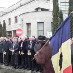 Manifestări organizate la Cugir cu prilejul împlinirii a 25 de ani de la Revoluţia din Decembrie 1989