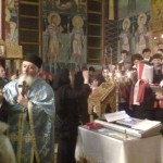 """Corala Catedralei ortodoxe """"Adormirea Maicii Domnului"""" din Cugir a susținut un superb concert de colinde"""