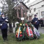 Miercuri, 21 decembrie 2016, Cugirul își comemorează eroii martiri ai Revoluției din 1989