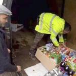"""Acţiuni de caritate şi ecologizare întreprinse de Asociaţia """"Lupii Sigidavei"""" Cugir"""
