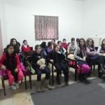 """Moș Crăciun le-a adus daruri elevilor Școlii Gimnaziale """"Singidava"""" din Cugir"""
