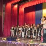 Spectacol dedicat Zilei Naţionale a României susținut de elevii Şcolilor Gimnaziale nr. 3 Cugir şi ,,Ioan Mihu'' din Vinerea