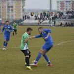 Eșec usturător în amicalul cu prim-divizionara din Gruia: CFR Cluj – Metalurgistul Cugir 8-0 (6-0)