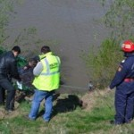 Polițiștii și echipele ISU continuă căutările tânărului din Cugir care s-ar fi aruncat ieri în albia râului Mureș