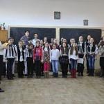 Proiect educativ la Şcoala Gimnazială nr. 3 din Cugir cu prilejul sărbătoririi Unirii Principatelor Române