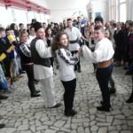 """La Colegiul Naţional """"David Prodan"""" din Cugir a fost celebrată astăzi Unirea Principatelor Române din 1859"""